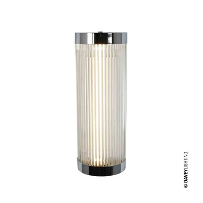 Original BTC Pillar LED Wide 40 DP7210/40/BR/PO/LED - chrom