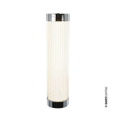 Original BTC Pillar LED Narrow 40 DP7211/40/BR/WE/LED - pochromovaná