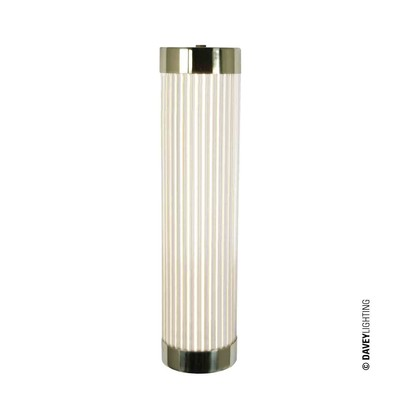 Original BTC Pillar LED Narrow 40 DP7211/40/BR/WE/LED - leštěná mosaz